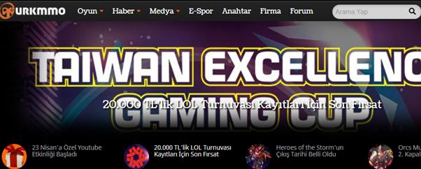 Online Oyunlar Hakkında Sorular Turkmmo`da Cevaplanıyor