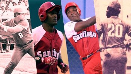 Romelio, Meriño, Reutilio y Moa, los sluggers cubanos que más ponches se tomaron en la pelota cubana