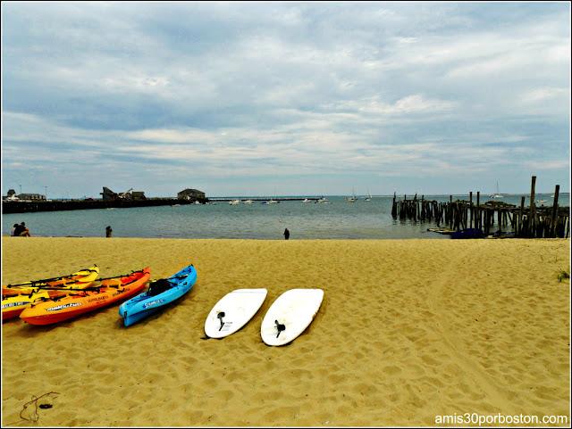 Playa de Provincetown, Cape Cod