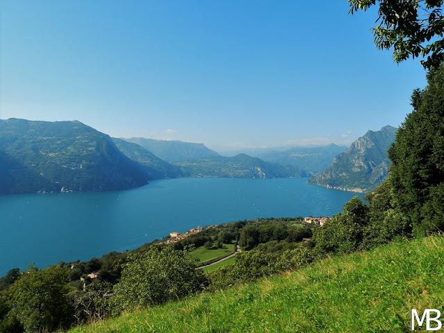 Monte Isola santuario della Ceriola provincia di Brescia