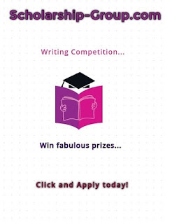 Scholarship-group essay writing competition Prize