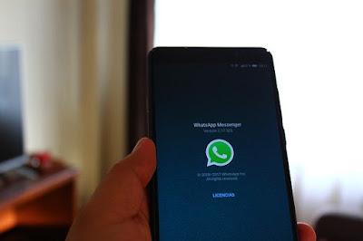 Cara RubahTampilan Mode Gelap Whatsapp