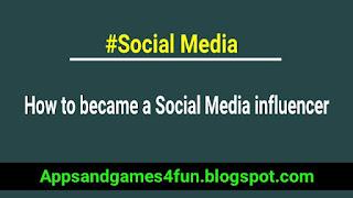 how-to-become-social-media-influencer-now