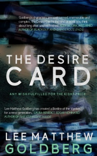 The Desire Card (Lee Matthew Goldberg)