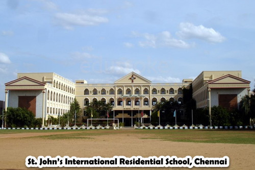 St. John's International Residential School, Chennai
