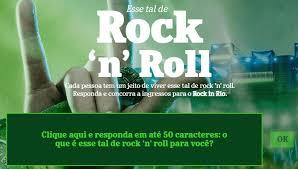 Promoção Heineken Rock in Rio 2019