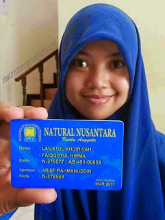 distributor PT. Natural Nusantara (NASA)