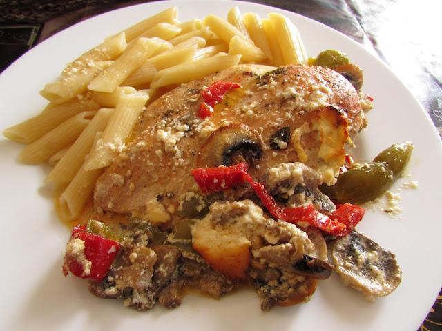 kurczak w piekarniku