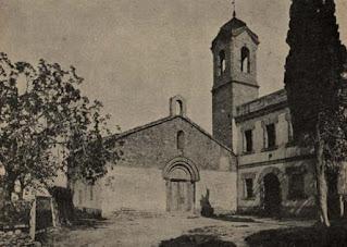 Ermita de Santa Eulàlia de Provençana (inicios s.XX)