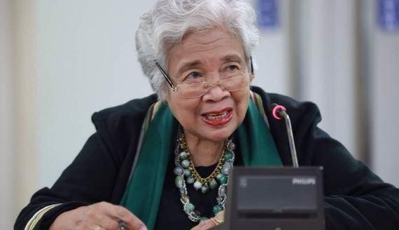 Education Secretary Leonor Briones