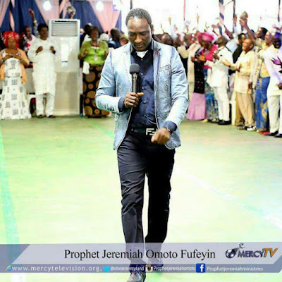 The man with over flowing anointing: 30 Things you need to know about Prophet Jeremiah Omoto Fufeyin (+Photos)