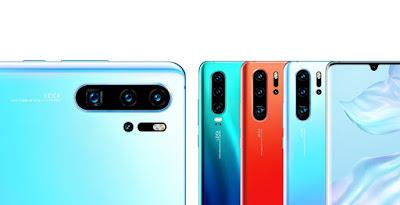 مميزات و مواصفات هاتف هواوي بي30 برو   Huawei P30 Pro