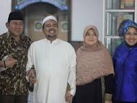 Sylviana Murni Kunjungi Rumah Imam Besar FPI