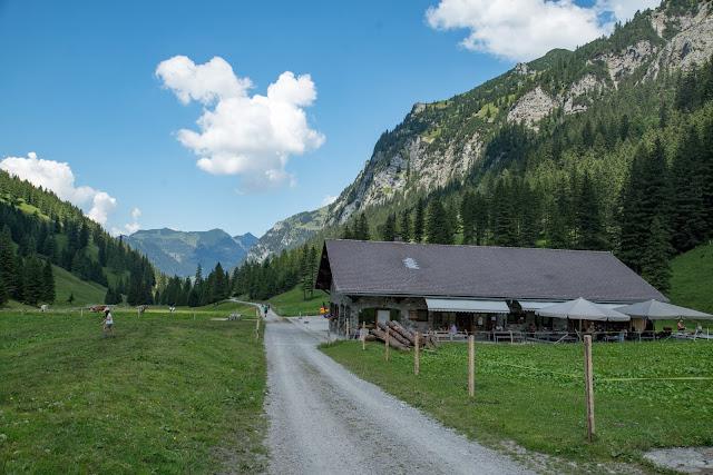 Bergtour Rappenstein von Steg  Wandern Fürstentum Liechtenstein 14
