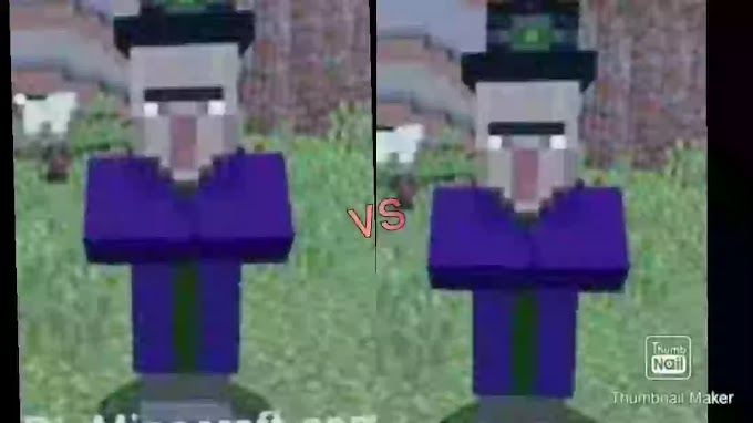 WITCH VS WITCH - Minecraft Mob Battles - Minecraft