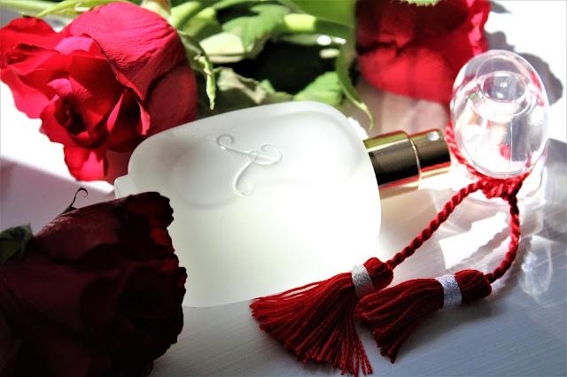 les parfums de rosine rose griotte, rose griotte parfume, parfum à la rose, nouveau parfum femme, parfum féminin, parfums de rosine, rosine parfums, parfum griotte, perfume influencer, parfumerie