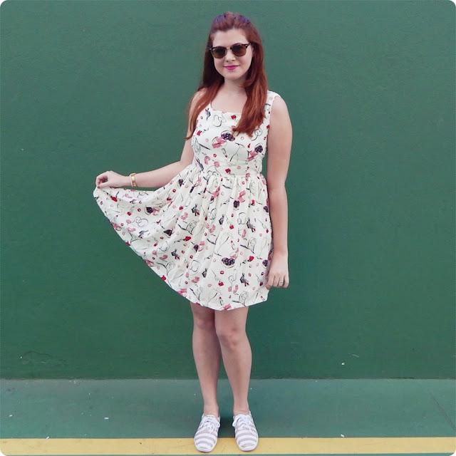 vestido samydress