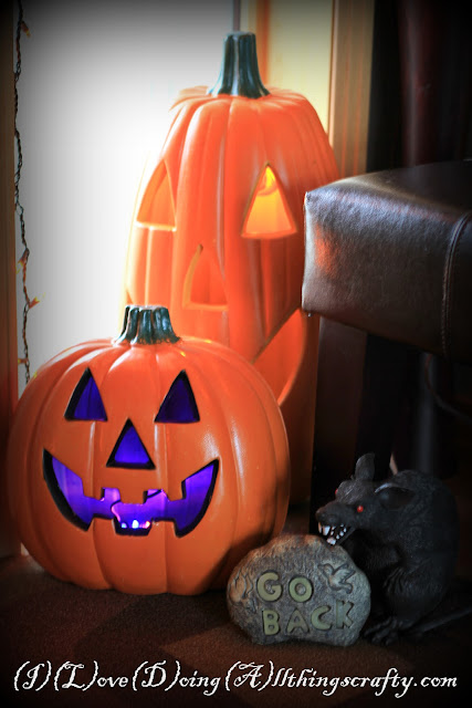 Halloween Home Decor and DIY Decorations