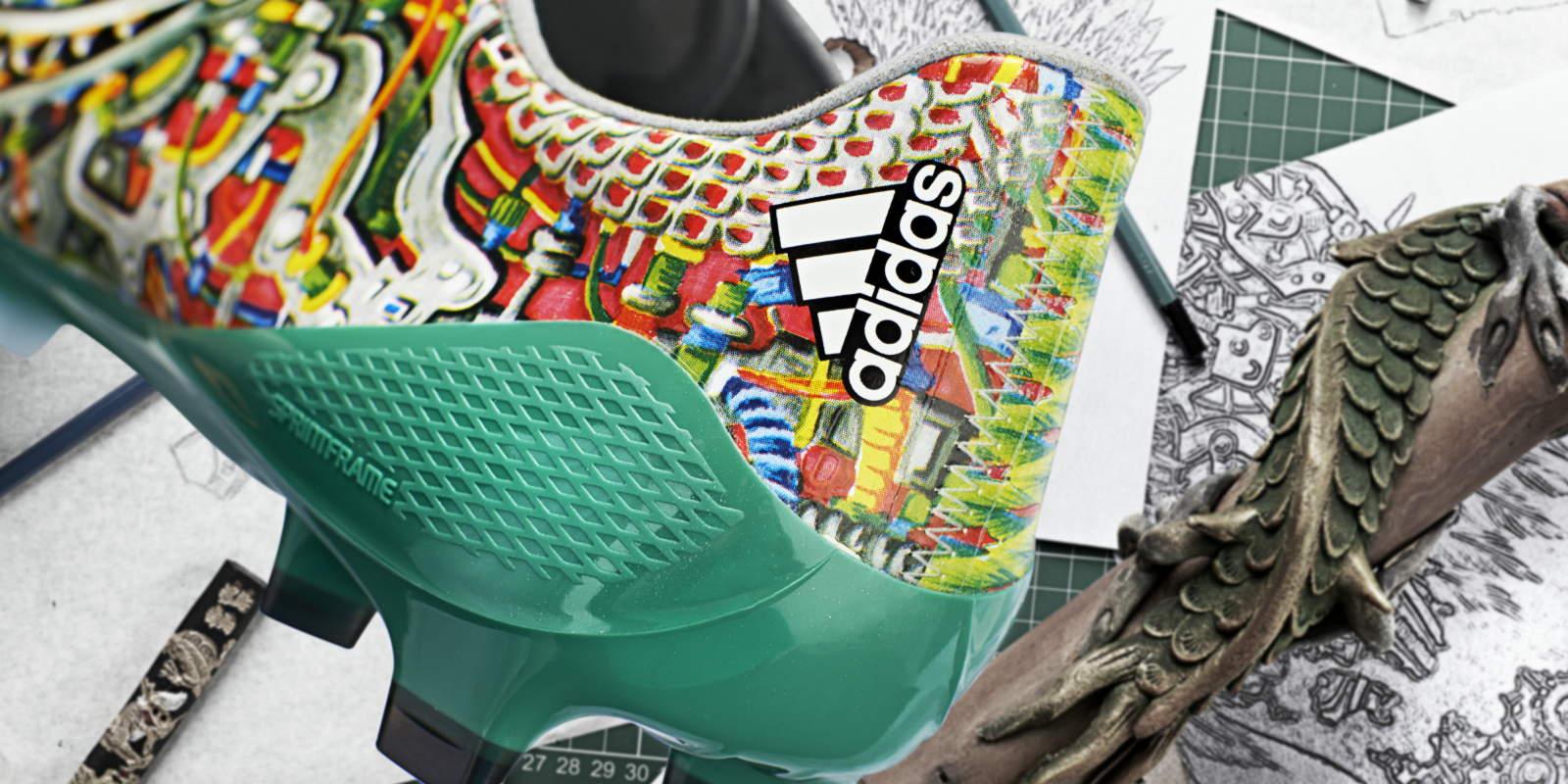 New Adidas Adizero F50 Yamamoto 14 15 Boot Released
