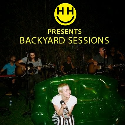 Miley Downloads: COVER Happy Together - Backyard ...