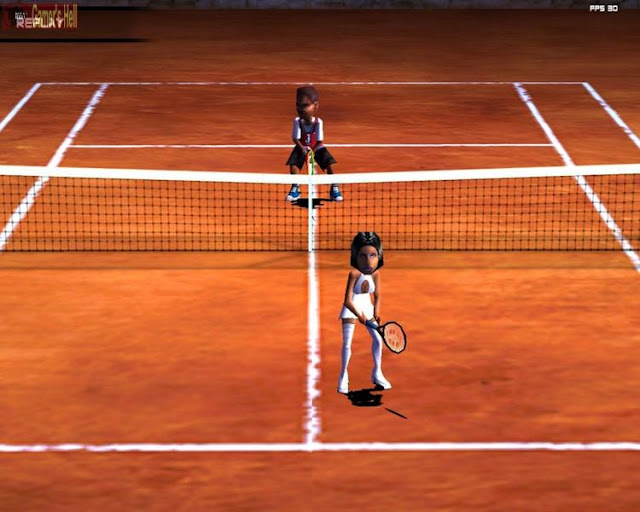 Free Download Street Tennis Game Play
