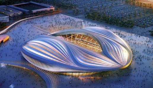 desain stadion olahraga paling fenomenal stadion al-wakrah qatar karya ir zaha hadid