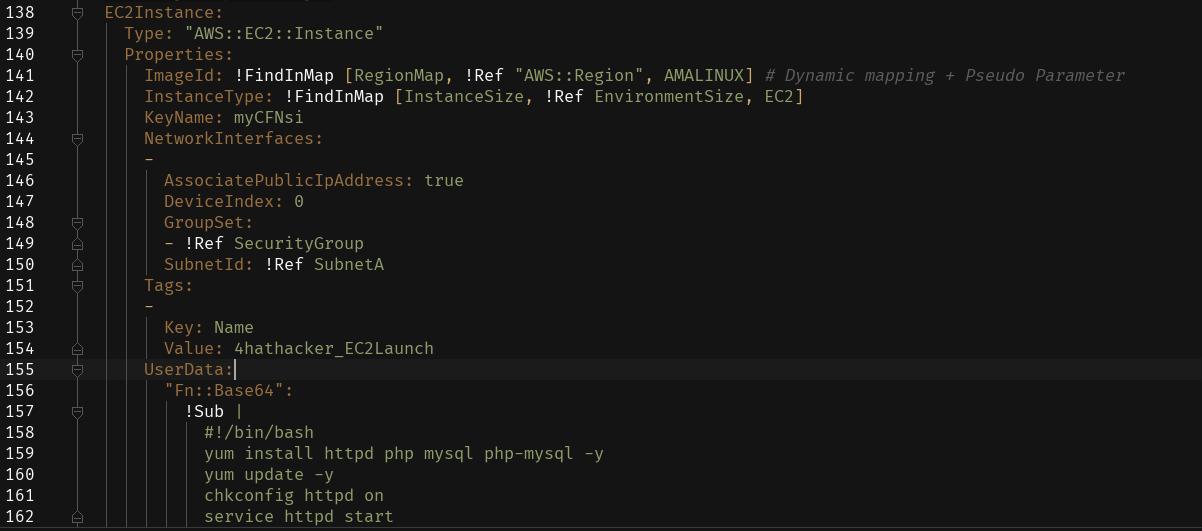 AWS DevOps - Part 3 - Provisioning EC2 Instance in Custom