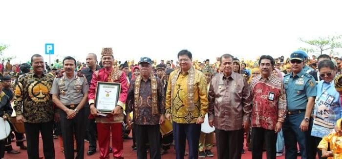 TNI AL DUKUNG PENUH KEGIATAN HARI NUSANTARA DI PARIAMAN