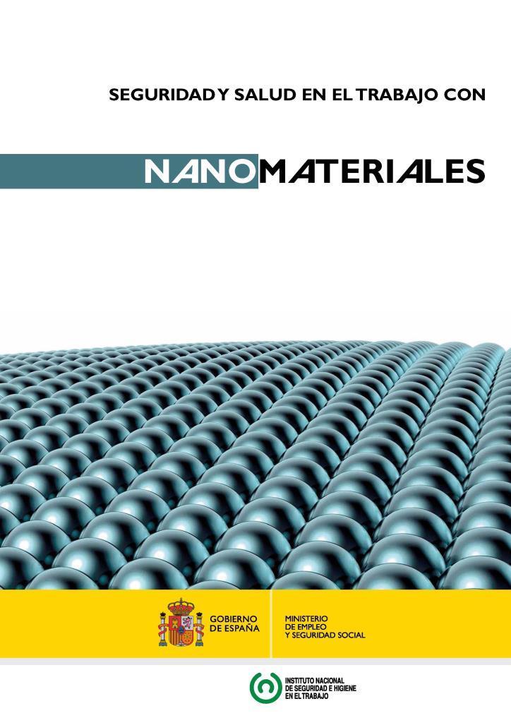Seguridad y salud en el trabajo con nanomateriales