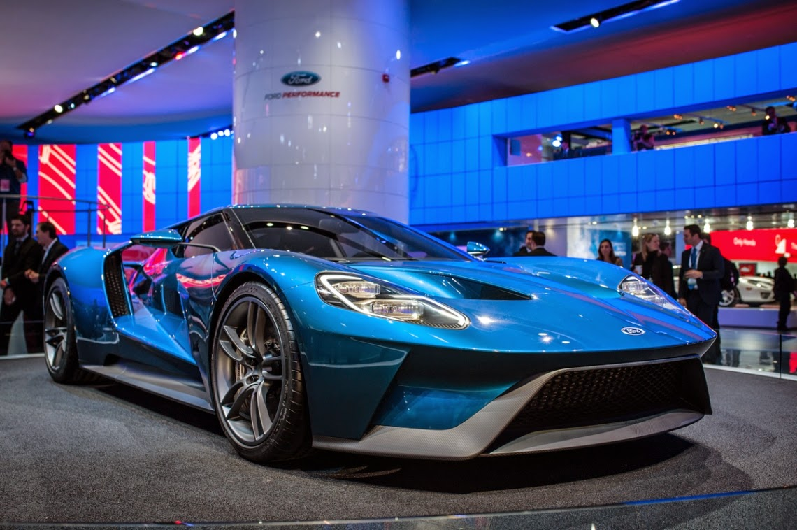 2016 Ford Gt Prototype