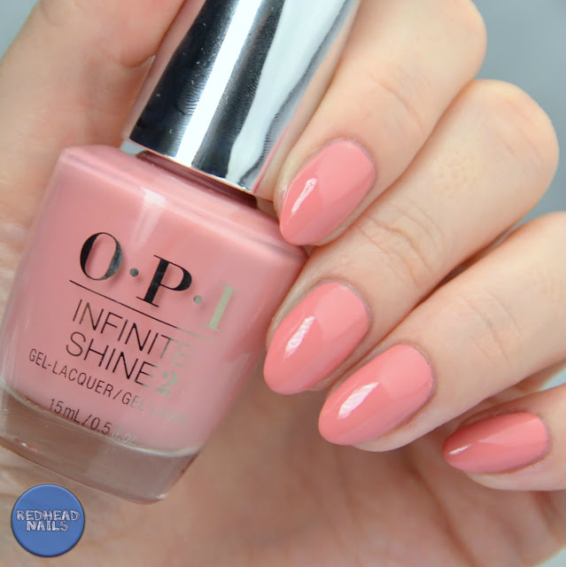 "OPI Infinite Shine ""Excuse Me, Big Sur!"""