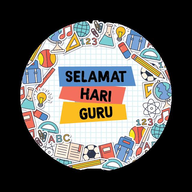 Selamat Hari Guru 16 Mei 2020