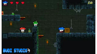 Mushroom Heroes Mod Apk 2