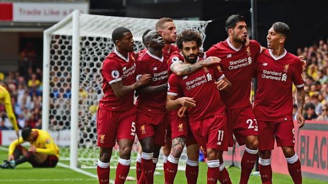 Prediksi Liverpool vs Bournemouth Liga Inggris