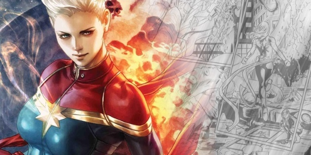Captain Marvel se relanza