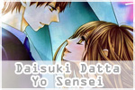 Daisuki Datta yo Sensei