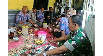 Kumpul Ketua RT Untuk Bahas Kendala TMMD Rempoah