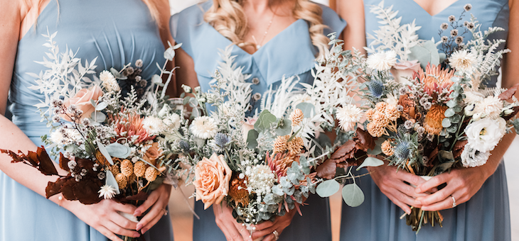 Must-See Bohemian Industrial Dream Wedding
