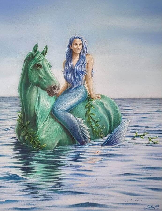 02-Jade-Horse-and-Mermaid-Satu-Manninen-www-designstack-co