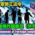 雇佣外国雇员(外劳) Employment of Foreign employees 马来西亚劳工法令