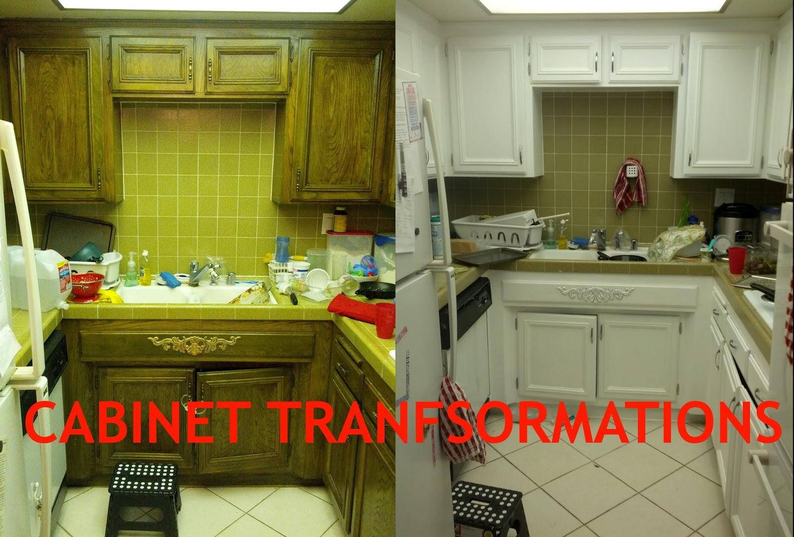 rustoleum cabinet transformations instructions