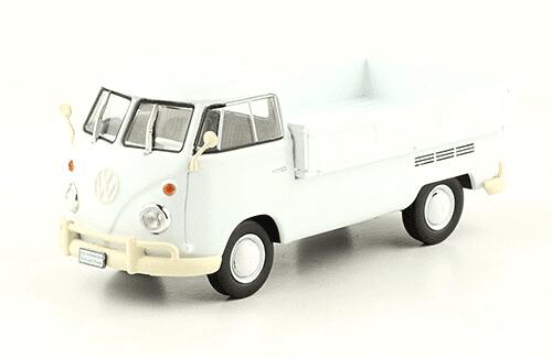 volkswagen T1 Picape 1969 1:43, volkswagen collection, colección volkswagen méxico