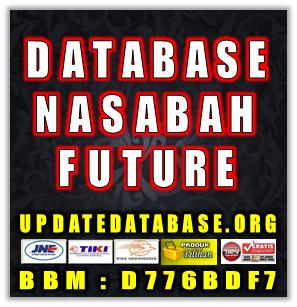 Jual Database Nasabah Future