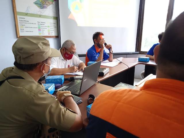 Empat Kecamatan Berpotensi Banjir, Kepala BPBD Bartim Berharap Masyarakat Lebih Waspada