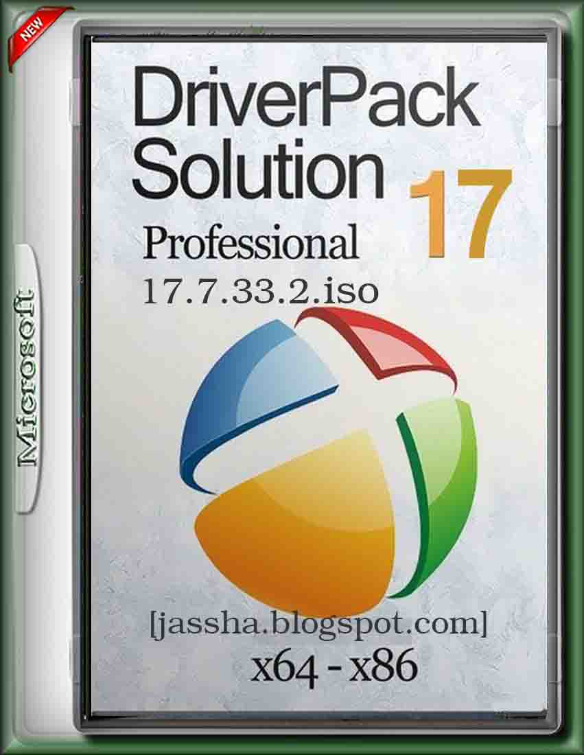 driverpack solution 17 iso