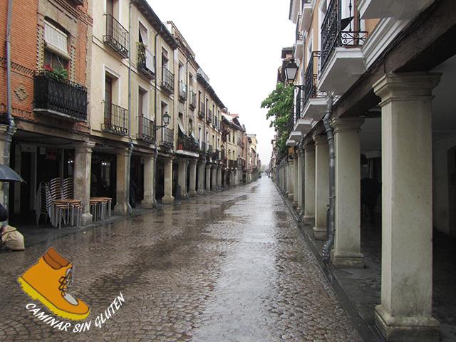 Calle Mayor Alcala de Henares
