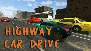 Highway car drive MOD Apk