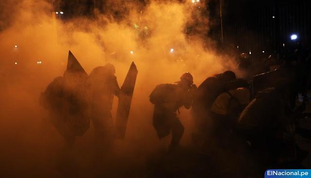 Desaparecidos en protestas