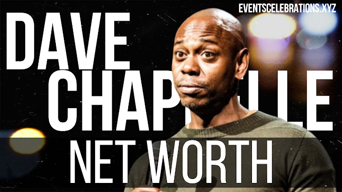 Stand-Up Comedian Dave Chappelle's Net Worth In 2020