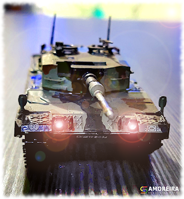 Carro de Combate - Leopard 2A4